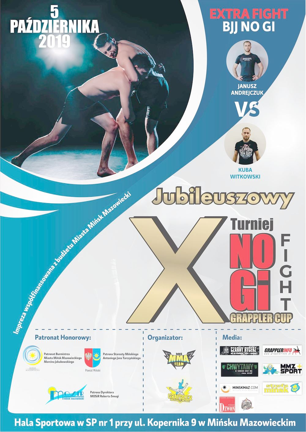 X Turniej NO GI Fight Grappler Cup