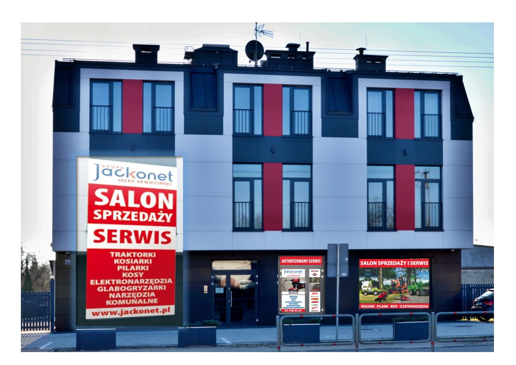 Nowy Salon Jackonet W Minsku Wirtualny Minsk Mazowiecki