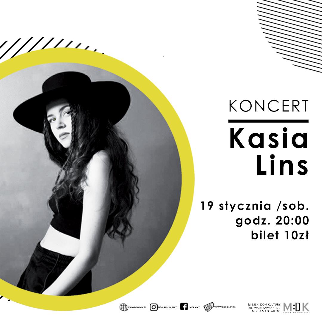 Kasia Lins Koncert 19 Stycznia 2019 2000 Wirtualny
